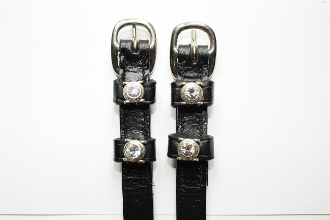 Large Round Spur Straps